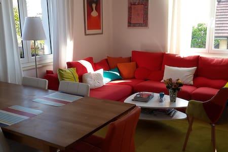 Bel appartement avec grande terrasse et parking - Besançon - Flat