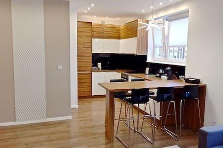 Apartament Deluxe Centrum - Wohnung