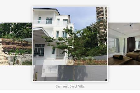 Batu Ferringhi Shamrock Seaview Villa - seaview - Ház