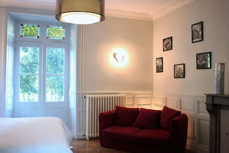 Quiet and luxury room at the gateway to Périgord - Thenon - Apartment