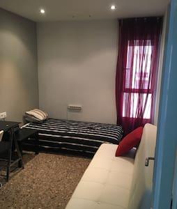 Habitación moderna. - Paiporta - Apartamento