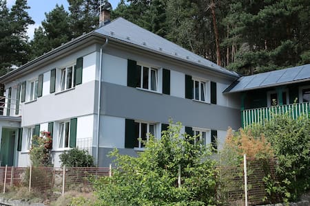 Apartments in the middle nature - Koberovy - Villa