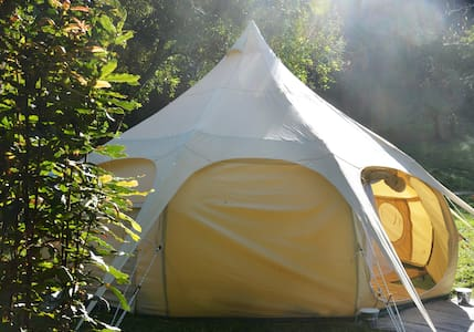 Wandering Abodes- Bella Glamping SITE INCLUDED - Tipi