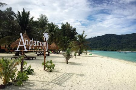 Andaman Resort - Villa