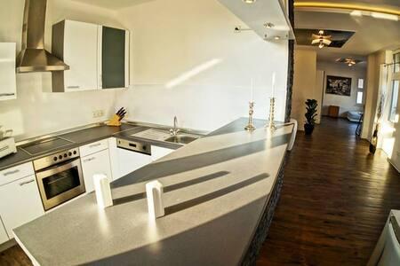 Designer-Appartment 112m² Citynah - Koblenz - Appartement