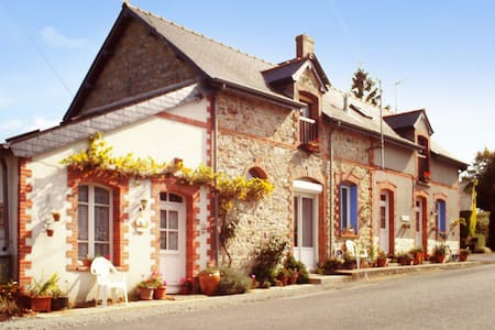 Beautiful house with terrace & WiFi - Hus