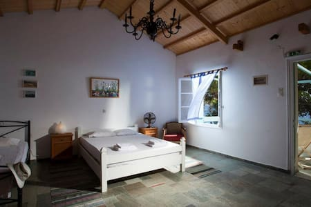 Marigo's house (Studio Lilly) - Agios Petros