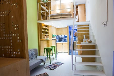Neighboring stylish apartments for up to 6 person - Wohnung