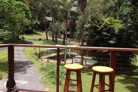 Beautiful coastal bush retreat! - Tanglewood - Rumah