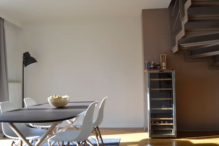 Bright modern Duplex - Saint-Josse-ten-Noode - Apartment