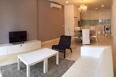 Luxurious Urban Master Room Heart Of Kuala Lumpur - Kuala Lumpur - Wohnung