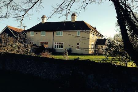 Comfortable single room in quiet farmhouse - Bed & Breakfast