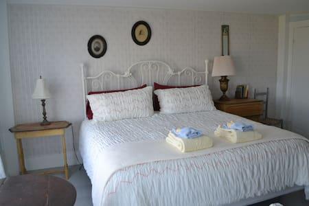 Lookout B&B ~ Ocean View ~ Room 202 - Bed & Breakfast