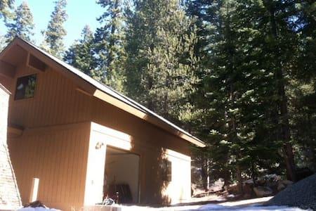 Ponderosa Aspen Ark Room Sequoia - Springville - Egyéb