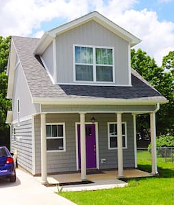 Purple Door, Tiny House - House
