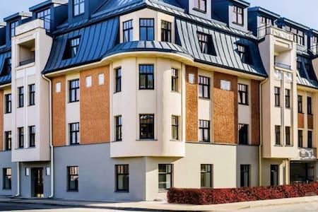 Charming apartment in remarkable Alise's house - Riga - Leilighet