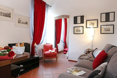 Rione Monti Apartment - Location!