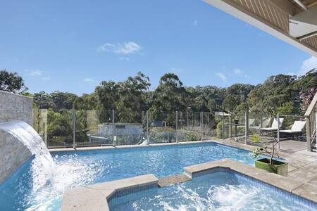 Avoca Beach Poolside Retreat 1 SOL-Surf Ocean Live - Avoca Beach - House