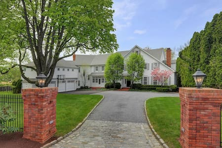 WATERFRONT PARADISE on the Gold Coast Westport CT - House