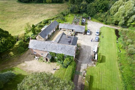 Dairy House Self Catering Annexe - Dorset
