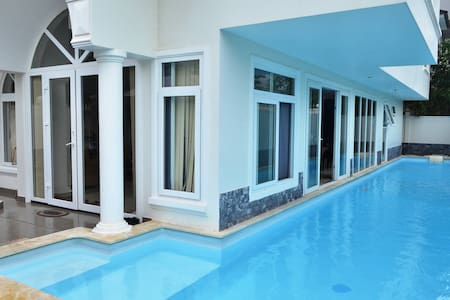 Luxurious 6 bedroom house - Natural Heritage Area Trang - Casa