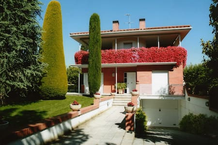Lovely house 200m from the lake - Haus