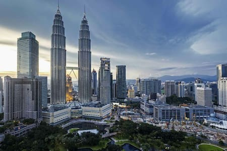 Spacious Private Room MidValley 2PP - Kuala Lumpur - Casa
