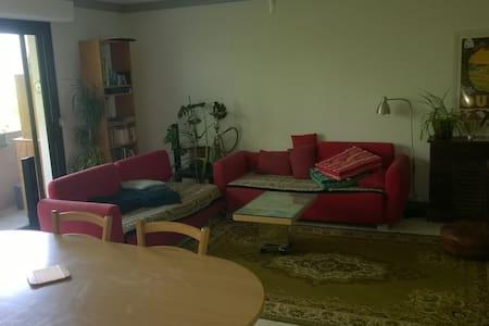 Chambre 10 m2 proche du centre et du Stadium - Apartment