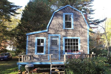 Historic cottage with ocean views - Harpswell - House