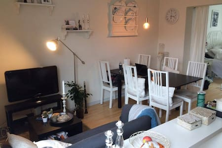 Cozy apartment in the center of Aalborg - Aalborg
