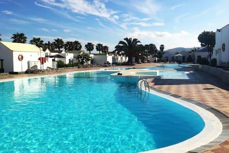 Bungalow in Caleta Fuste Castillo / Fuerteventura - Condomínio