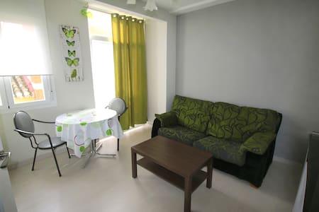 Acogedor piso en centro de Tomelloso - Tomelloso - Lägenhet
