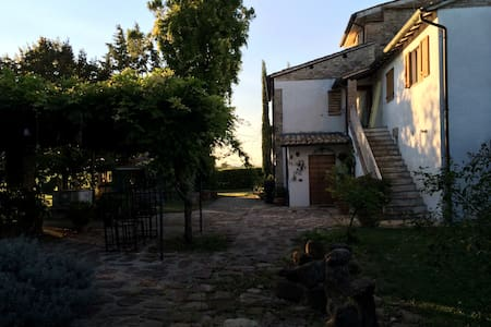 Beautiful country house near Assisi