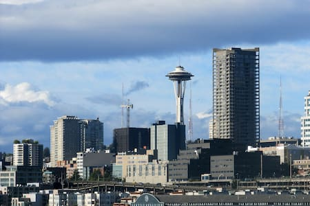 4 Blocks from Pike Place, 5 from Space Needle - 西雅图 - 公寓