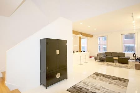 Lux 3 floor penthouse with roof deck in Downtown - Boston