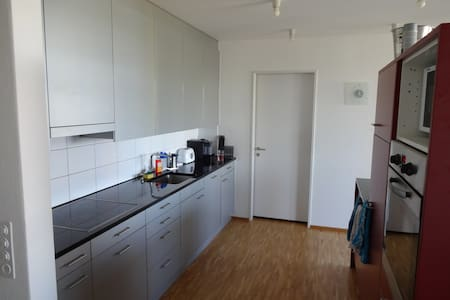Private room and free usage of 145m2 big apartment - Apartment
