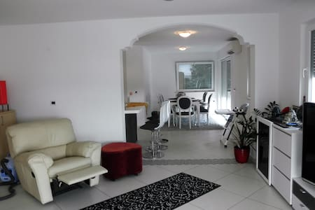 Heart of Strunjan AL1 - Strunjan - Apartment