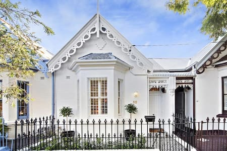 Bondi Junction Victorian Terrace - Hus