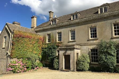 Miserden House, B&B in the Cotswolds - Casa