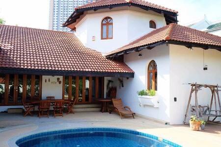 Thrappaya Soi 1 - Muang Pattaya - Villa