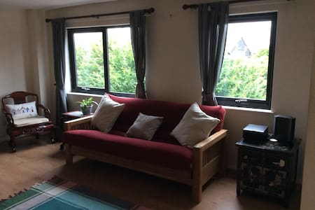 Bright and beautiful harbour side apartment - Bristol