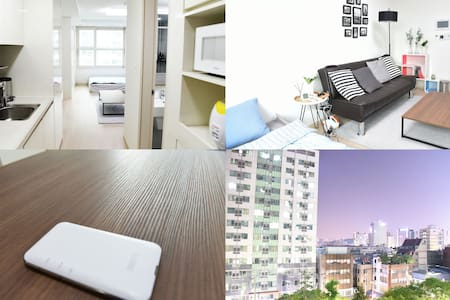 Tidy Studio in Myeongdong,Dongdaemun (Free Egg) - Jung-gu, Seoul - Apartment