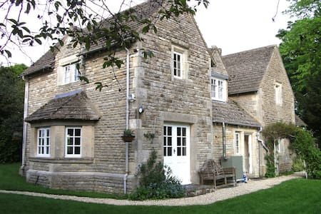 The Lodge, a picturesque Cotswolds retreat - Rumah