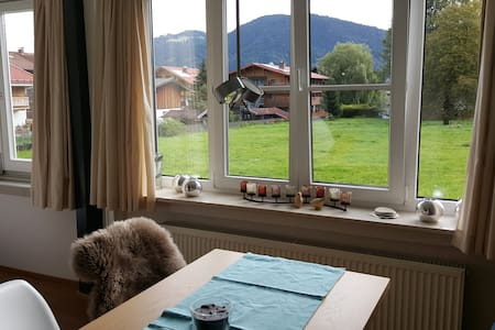 Openly designed Apartment, ~49m2 - Bad Wiessee - Apartment