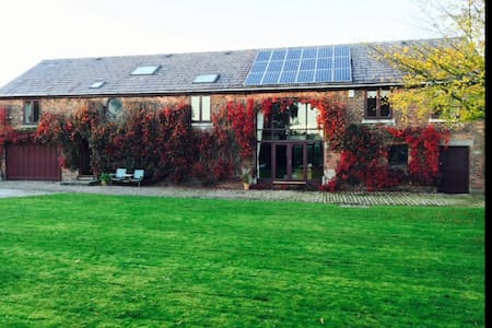 The snug at Wiswalls Barn - Westhead - Bed & Breakfast