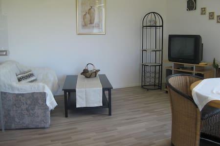 Sonnige Wohnung mit toller Aussicht - Condomínio