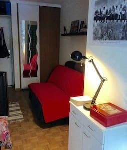 Beau petit studio à place d'Italie - Leilighet