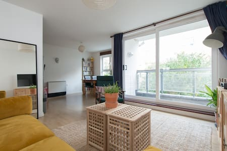 Beautiful, spacious 2 bed flat by Hackney Downs - Apartmen