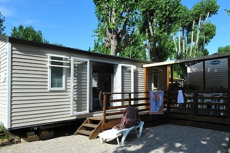 Mobil Home 4/6 personnes - Grimaud