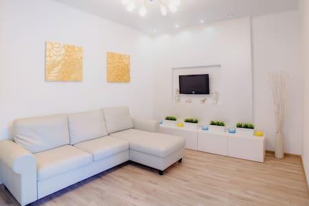 Двухкомнатные апартаменты в Центре  на Цюрупы 44/2 - Apartment